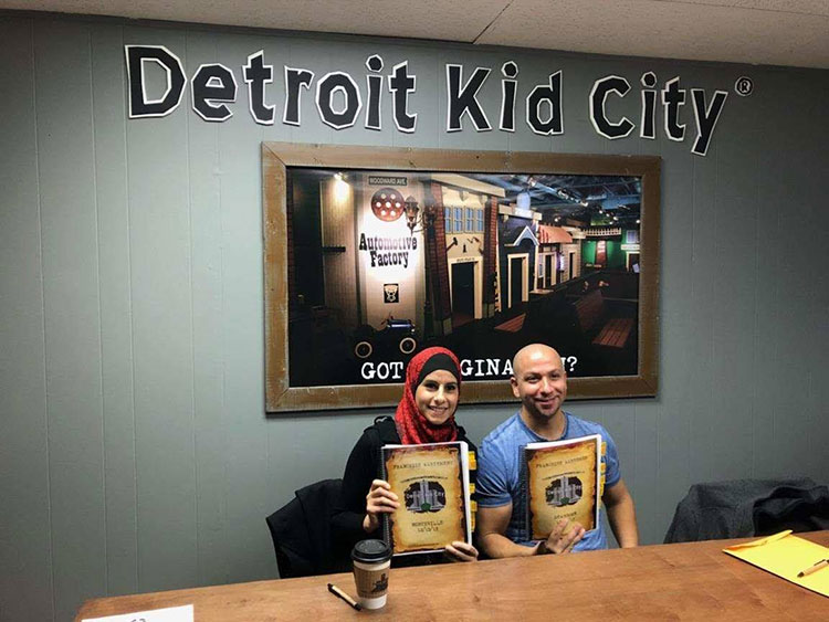 Photo courtesy Detroit Kid City.