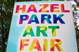 Hazel Park Art Fair