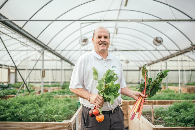 Mike Skinner, partner, Oakland Urban Growers