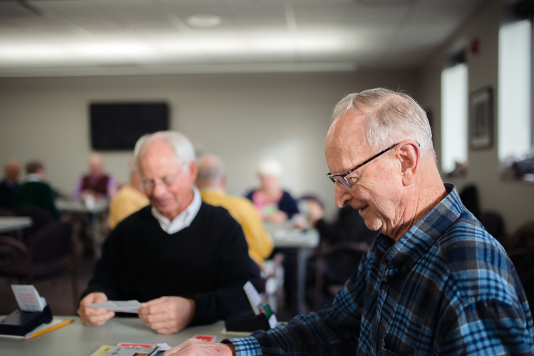 As we age, friendship is as important as physical activity. Oakland County seniors can get both.