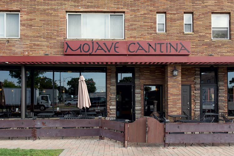 Mojave Cantina.  Photo by Nick Hagen.