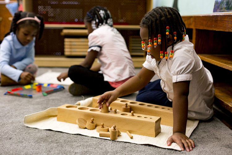The Detroit Public Schools Community District is now offering Montessori to 150 kids in three schools.