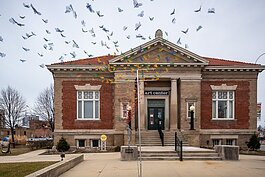 Anton Art Center. Photo by David Lewinski.