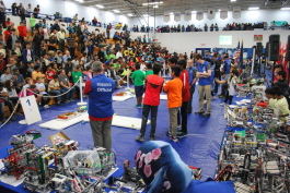 Robofest is in its 19th year.