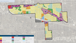 Farmington Master Plan Land Use Map