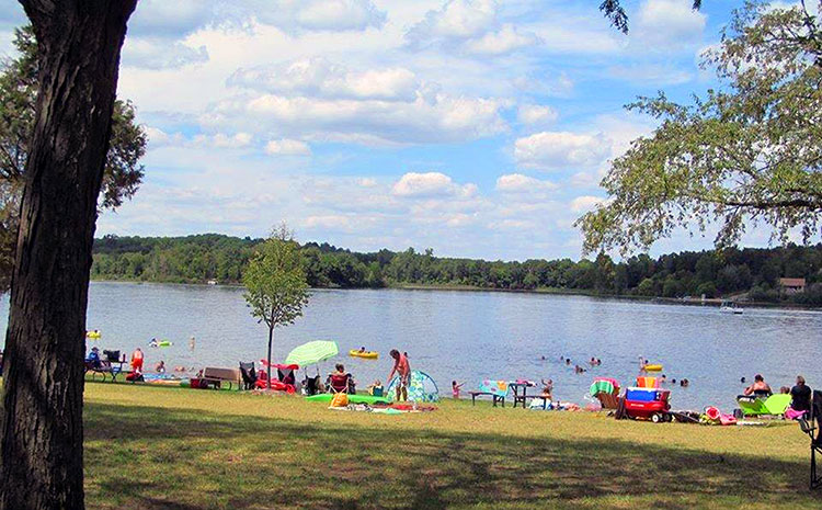 10 places to swim in Metro Detroit before summer ends