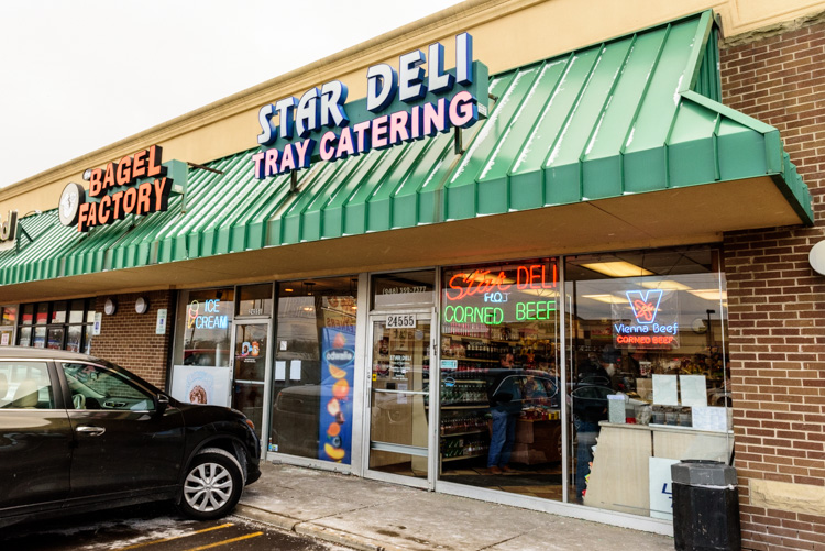 Star Deli. Photo by Doug Coombe.