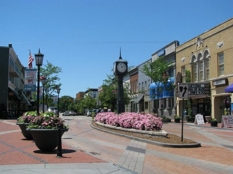 Downtown Northville turns city streets into The Twist