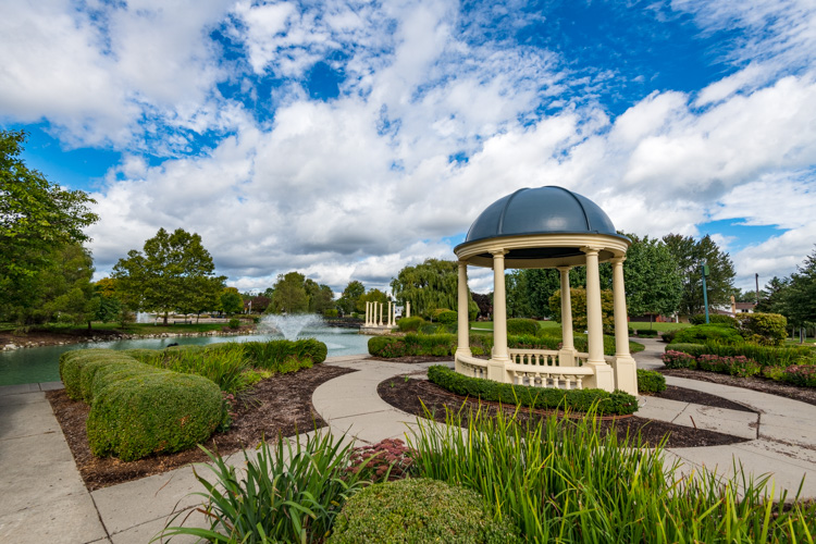 Wahby Park. Photo by Doug Coombe.