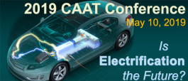 Jeff Lowinger, president of eMobility with Eaton Corp. will speak at the CAAT Conference on May 10.