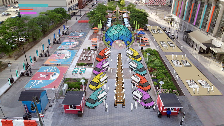 "NAIAS 2020 will incorporate on-street ""activations,"" so consumers can test how vehicle technology actually works."