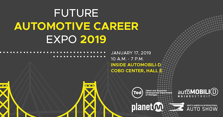 The Future Automotive Career Expo gathers all the resources job seekers need for a potential career in the mobility ecosystem.