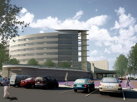 New St Joe S Hospital Complex Transforms Pontiac