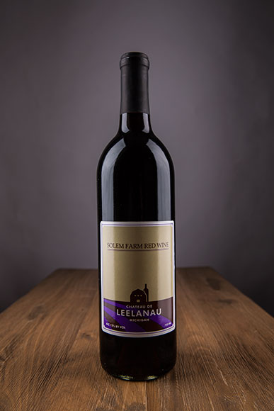 Michigan Red Wine