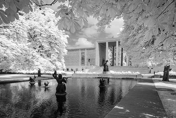 Cranbrook in Infrared