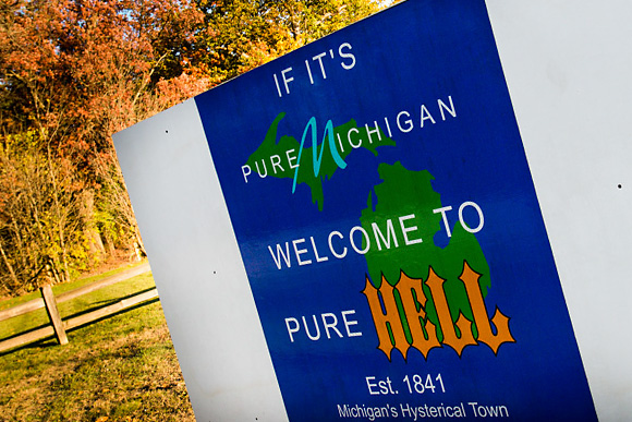 Welcome to Hell, Michigan