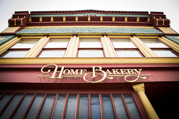 Home Bakery-Oldest Building in Rochester