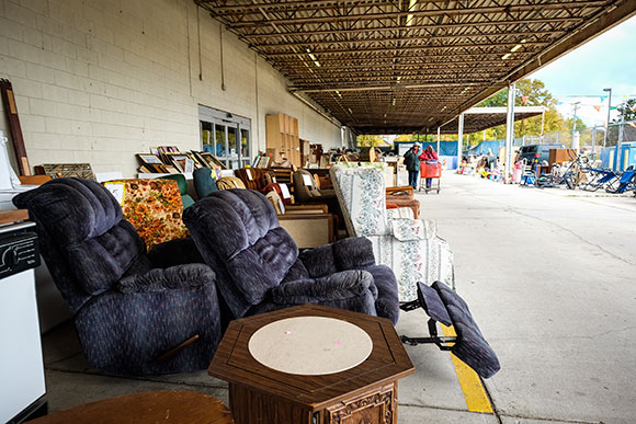 rummaging through metro detroit: 5 great places to upcycle