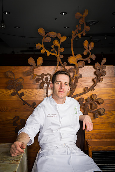 Chef James Rigato -The Root