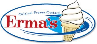 Ermas frozen custard
