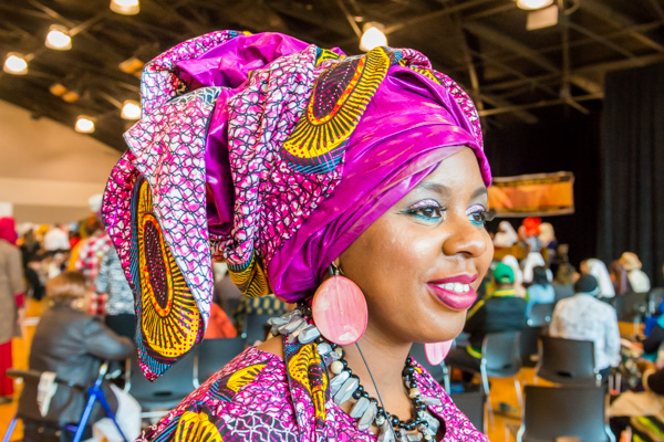 Headwrap Expo