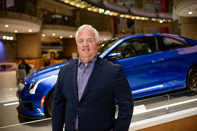 Glenn Stevens is executive director of MICHauto and vice president of automotive and mobility initiatives at the Detroit Regional Chamber.