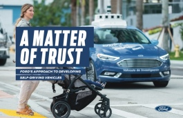 Ford released its voluntary autonomous vehicle safety report this year.