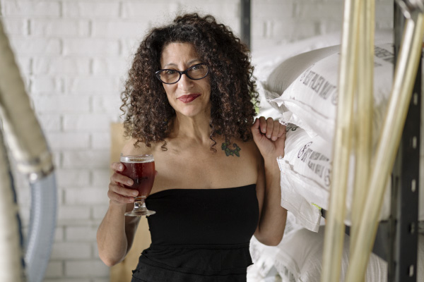 Annette May, founder of Know Beer