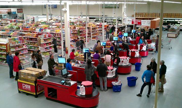 Metro Detroit is now home to the largest Asian supermarket