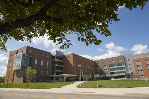 Oakland U's new dorm a study in energy efficiency