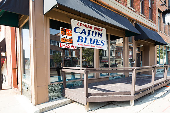 Cajun Blues restaurant, coming soon to downtown Pontiac