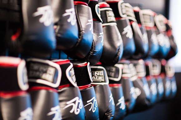 Fit2Fight boxing gloves