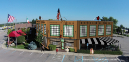 A rendering of Griffin Claw's new facility in Rochester Hill