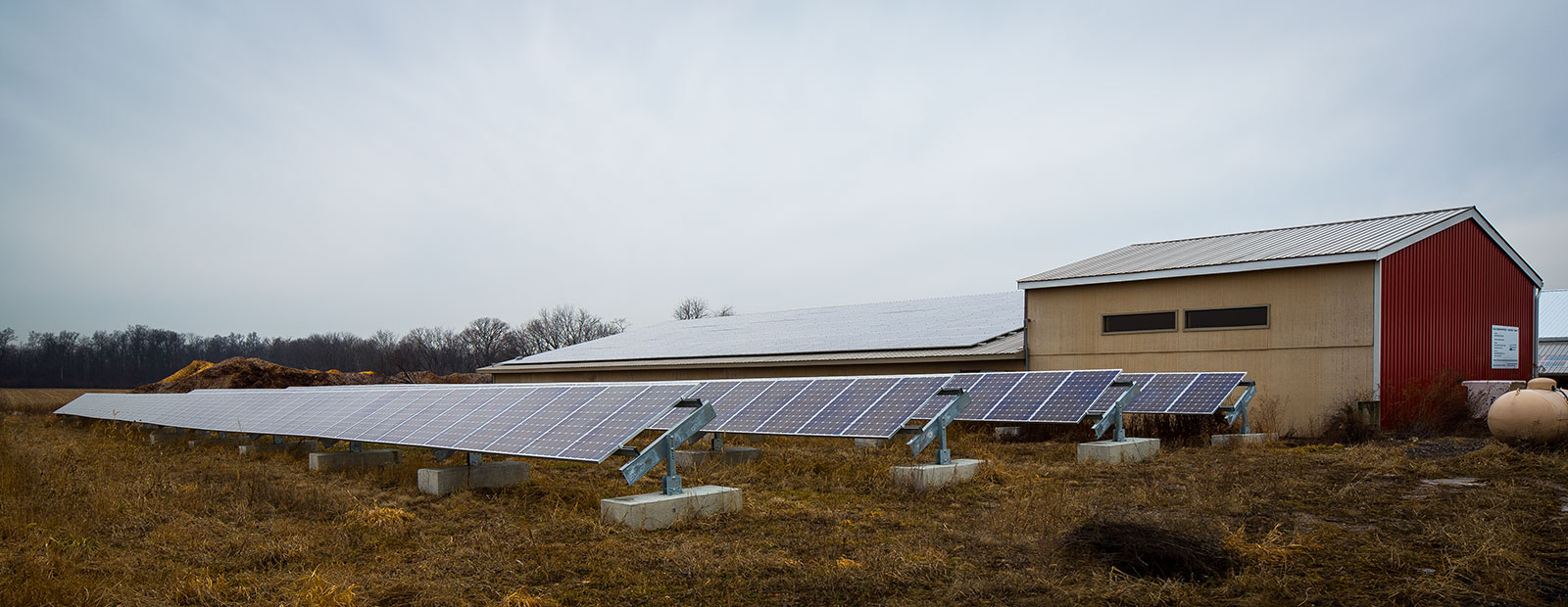 The Brinery's new solar-powered production facility