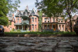 Detroit's West Canfield Historic District