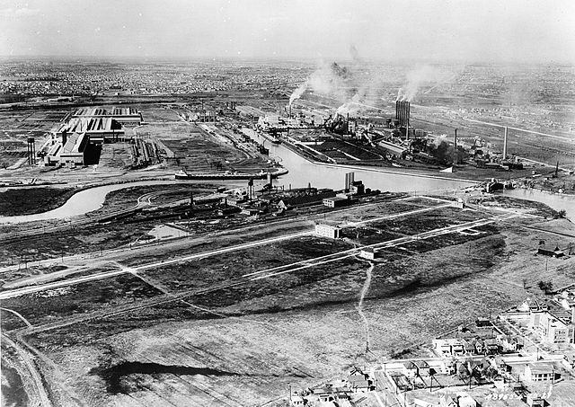 Ford Rouge Complex, 1927