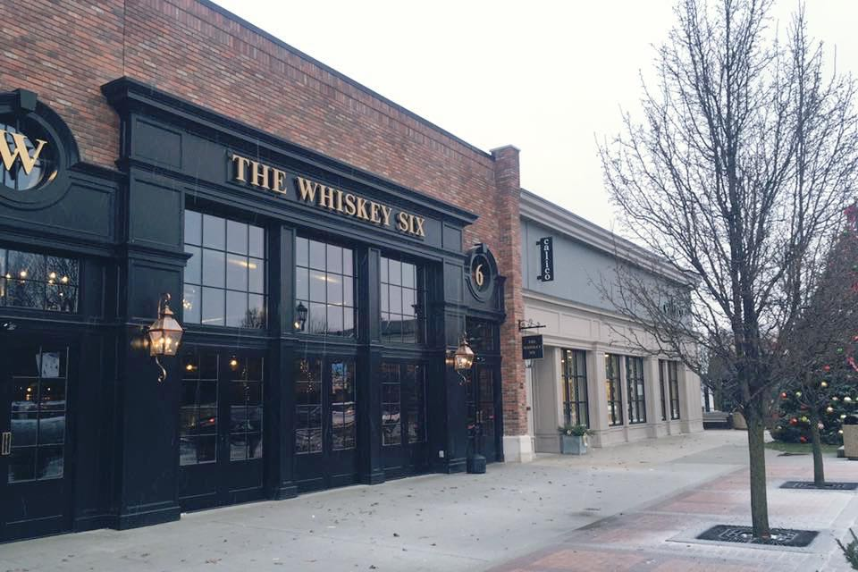 The Whiskey Six, exterior