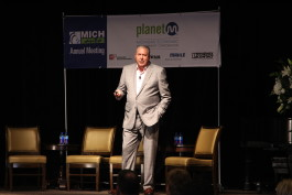 Jim Tobin delivers keynote at MICHauto Annual Meeting