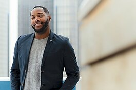 "Ken Walker is an advocate for what he calls ""mental wealth."" He's the creator of the K. Walker Collective clothing line and nonprofit Detroit Mental Health."