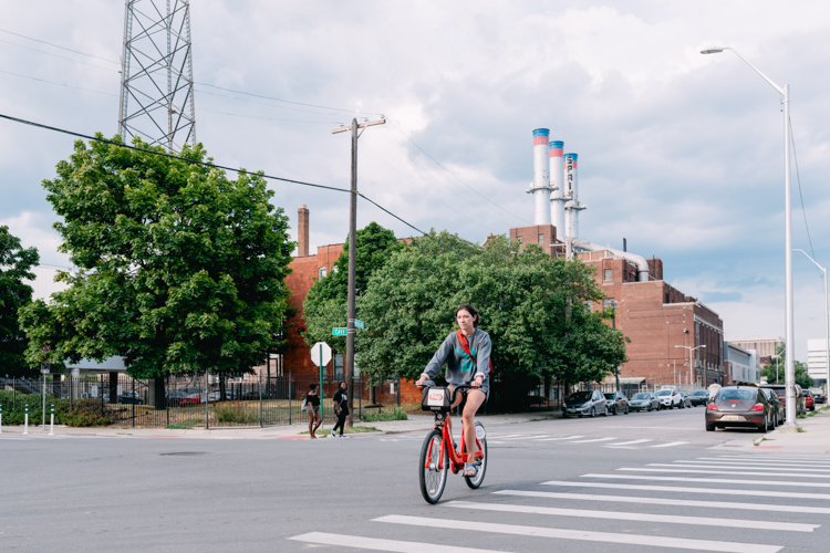 Mobility in Detroit means many forms of transit, ideally accessible to all