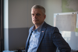 Kevin Mull is director of connected mobility solutions at Bosch.