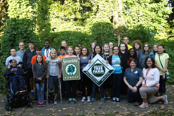 Frost Middle School Environment Club