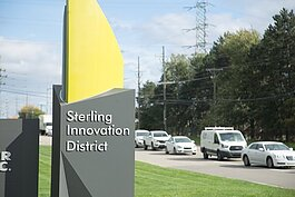 Sterling Innovation District, Sterling Heights