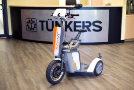Tunkers Electric Scooter MoVi