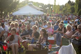 Music in the Park, Sterling heights