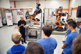 Manufacturing Day, Sterling Heights