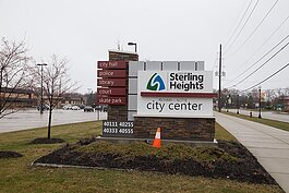 Sterling Heights city center