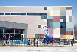 Sterling Heights, Community Center, Grand Opening