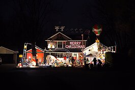 Christmas, Sterling Heights