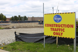 Kroger construction Sterling Heights